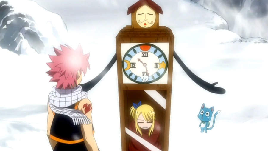 Fairy Tail Horologium