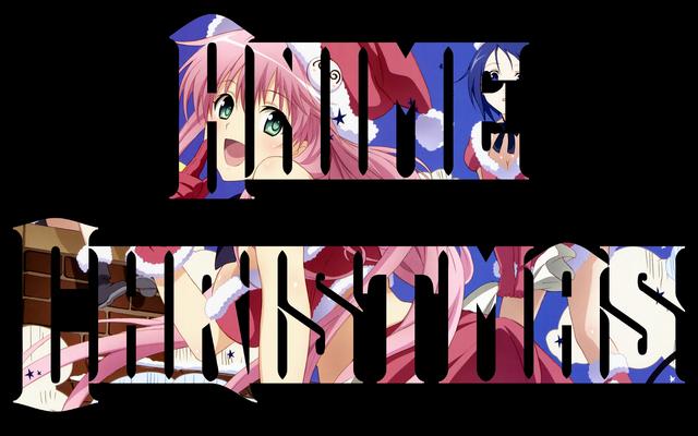 File:Anime Christmas Logo.png