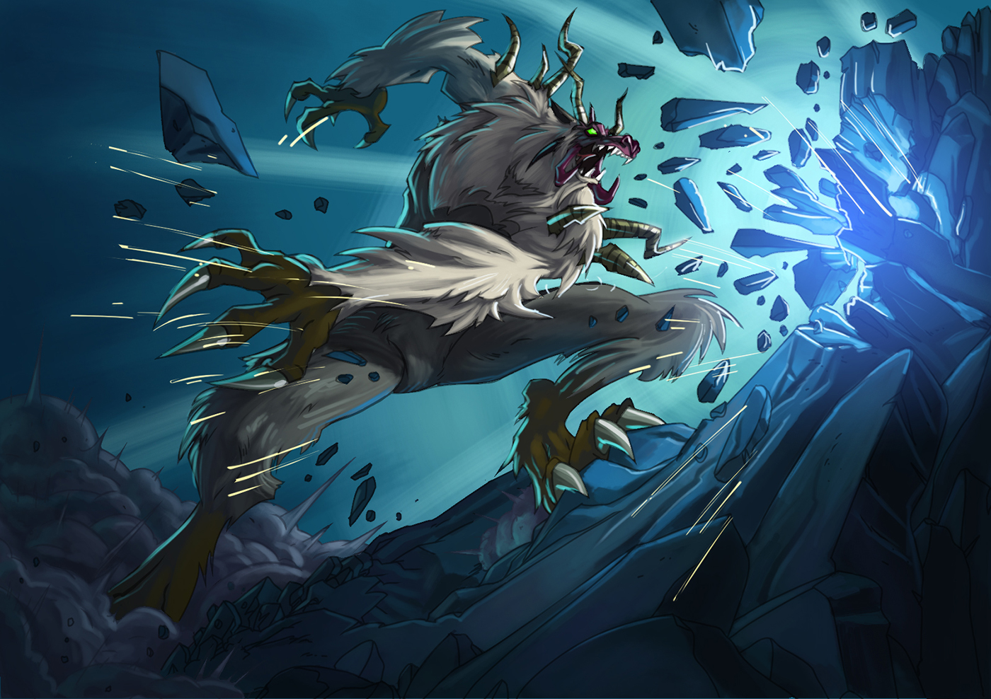 Ursis King Fairy Tail Fanon Wiki Fandom Powered By Wikia
