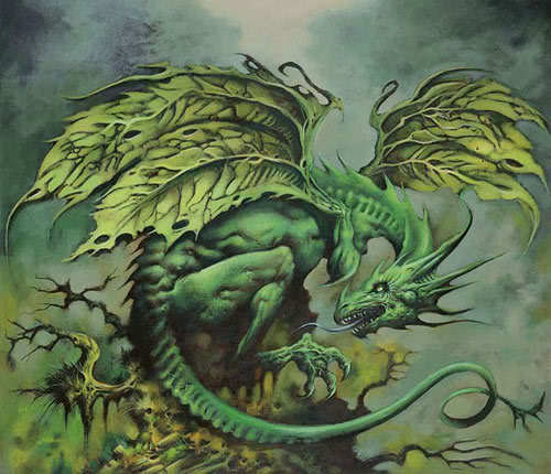 Earth Dragon: Earth Dragon Slayer Magic (Shizumi)