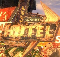 Dini's Hotel