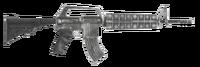 Supermutant's assault carbine
