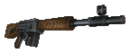 Fo1 assault rifle