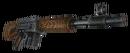 Fo1 assault rifle