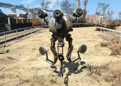Fo4 Bob's Your Uncle