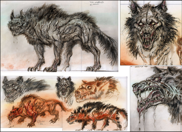 File:Fo3 Wastewolf concept art.png