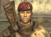 Lieutenant Gorobets