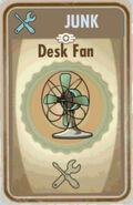 FoS Desk fan Card