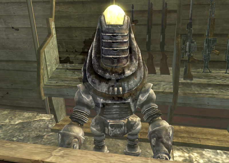 Is there a FO3 or FNV character you are specially fond of? Latest?cb=20110303003020
