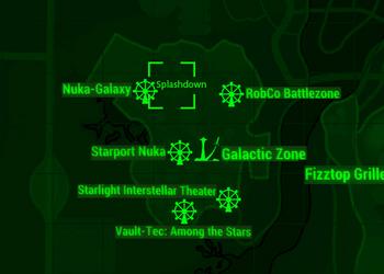 Splashdown | Fallout W...