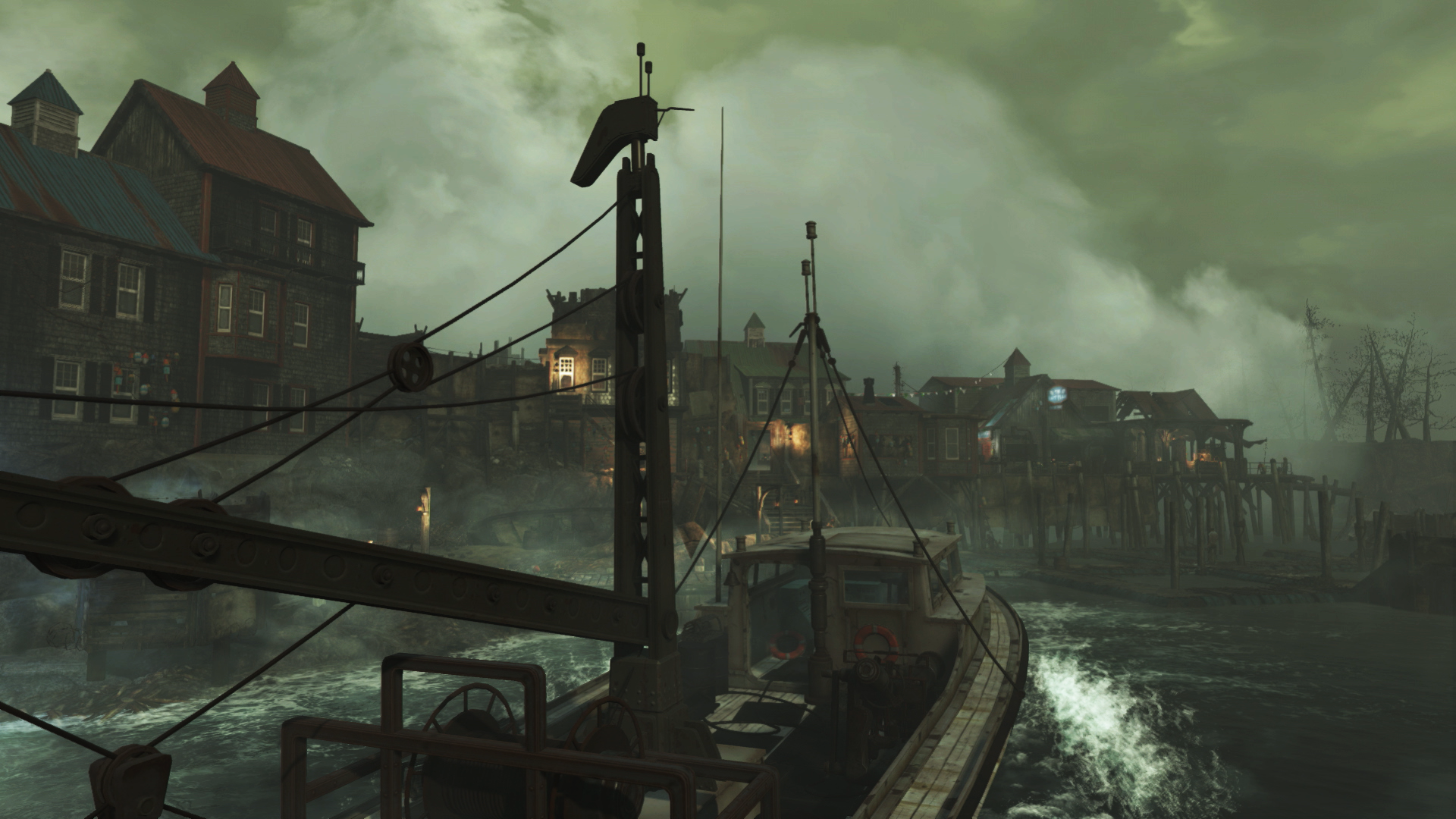Fallout 4 Far Harbour review