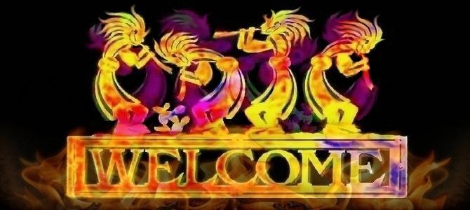 SaintPain WelcomeFLAME