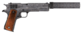 .45 Auto pistol with the silencer modification.png