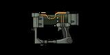 Laser pistol FoS