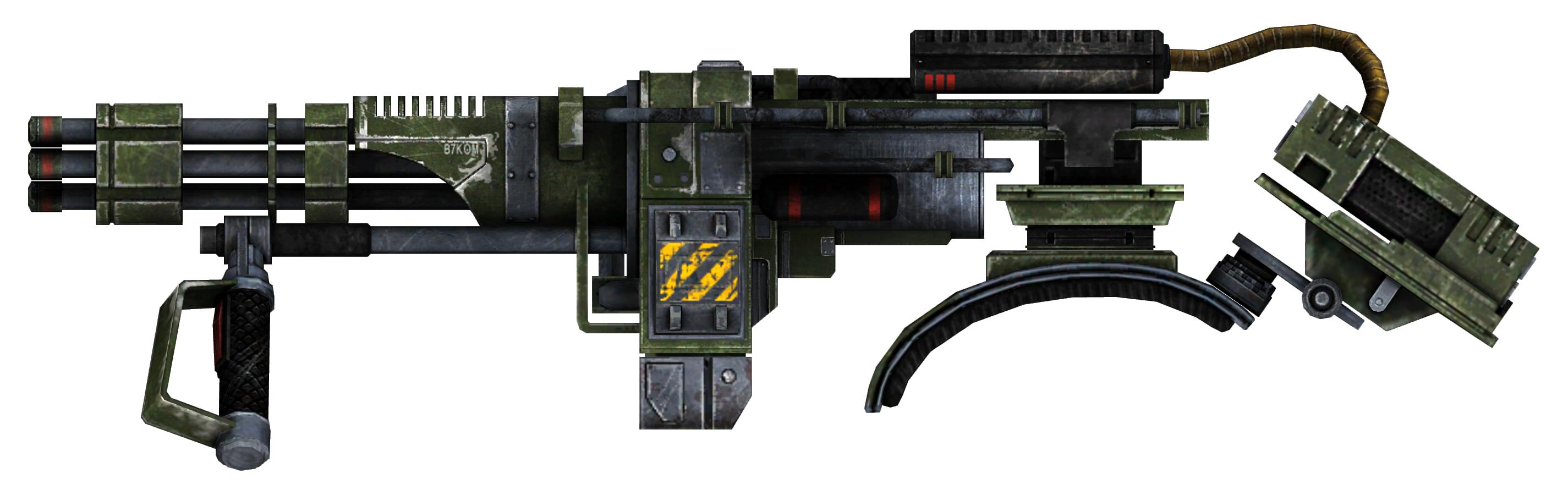 Guns | Machine Gun America