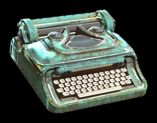File:Fo4 typewriter.png