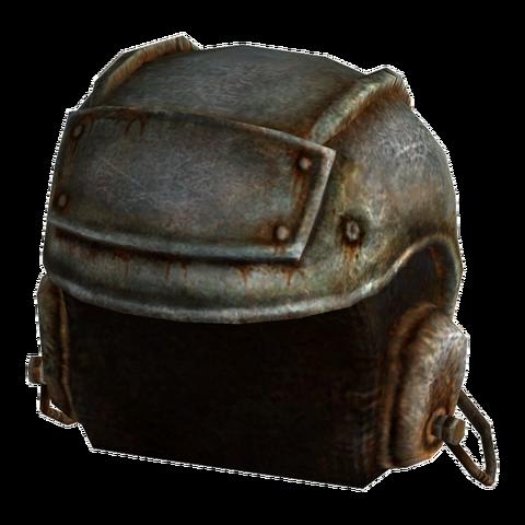 File:Metal helmet F.png