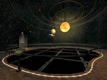 Repconn HQ planetarium