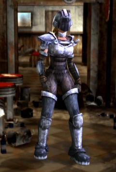 FOBOS Nadia (metal armor)