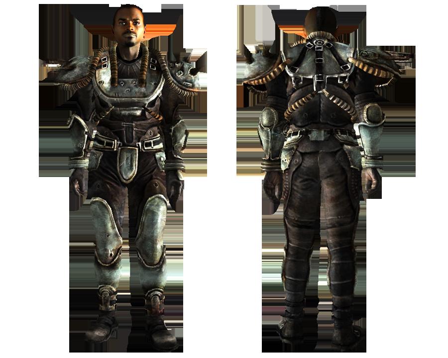 Fallout  Metro Car Armor