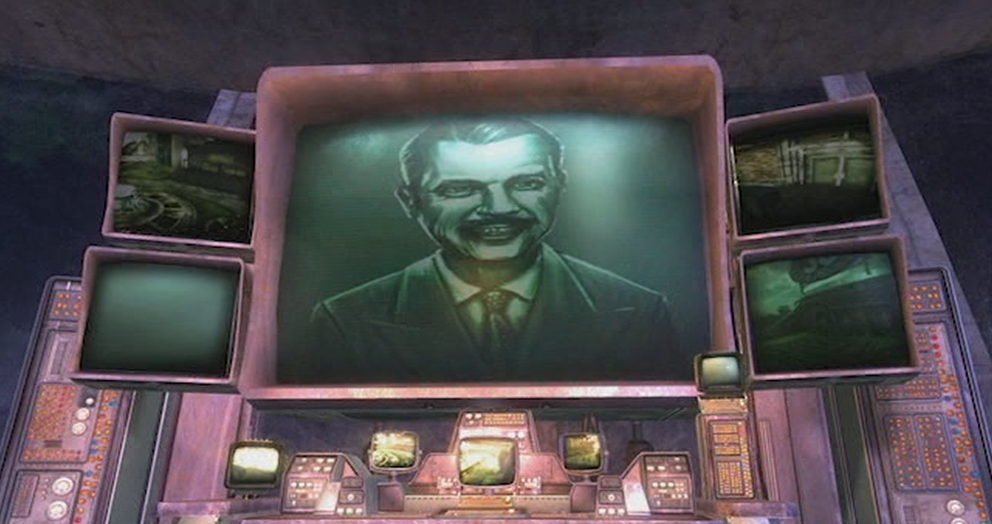 Fallout New Vegas Nightmare Fuel Tv Tropes