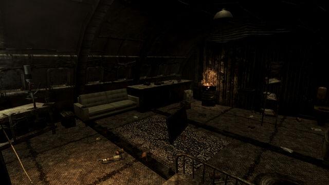 File:Abandoned shack Goodsprings interior.jpg