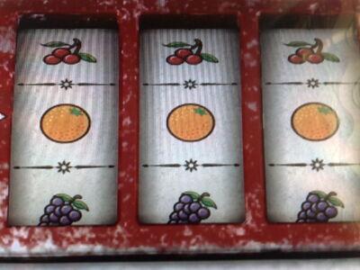 3 oranges! from vicki n vance