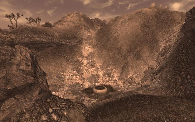 File:Abandoned Brotherhood of Steel bunker.jpg