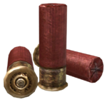 FNV 20 gauge shotgun shell round