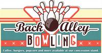 Back Alley Bowling logo