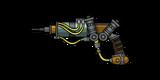 Plasma pistol FoS