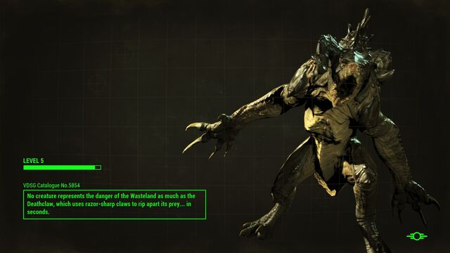 File:FO4 Deathclaw Loading Screen.jpg