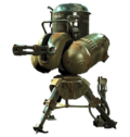 Machinegun turret FO4