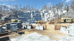Fo4 Thicket Excavations Overview