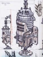Reactor CA1