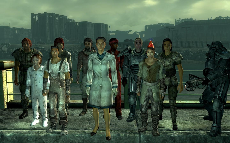 Fallout 3 mods saloon girls nsfw image