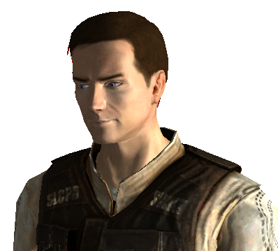 Image - FNV Joshua Graham Non-Burn.png - The Fallout wiki ...