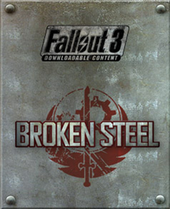 Broken Steel cover Bethsoft