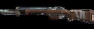 FO4 Bayoneted hunting rifle