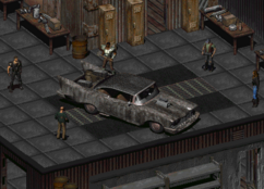 FO2 RecoverStolenCar