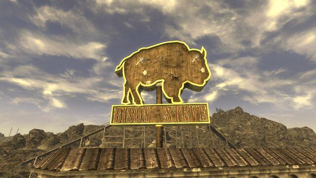 File:Bison Steve sign.jpg