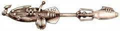 CA turbo plasma rifle CDBonus