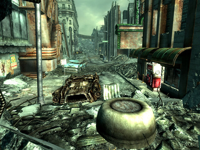 File:FO3 sewer entrance.jpg