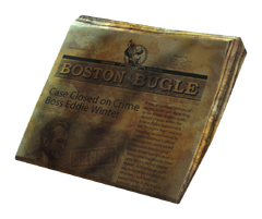 Fo4 Boston Bugle