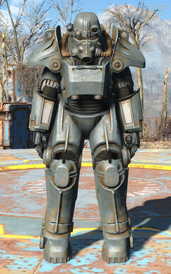 T-45 Power Armor
