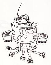 Mr.Handy concept art
