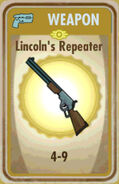 FoS Lincoln's Repeater Card