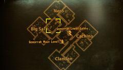 Gomorrah Suites map