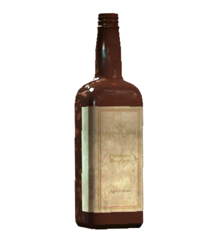 File:Bourbon bottle.png