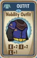 FoS Nobility Outfit Card